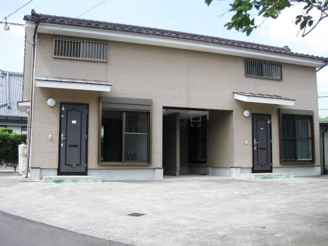 【賃貸】川辺町平山 アパート1R