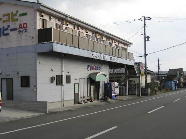 【賃貸】川辺町平山 アパート1K