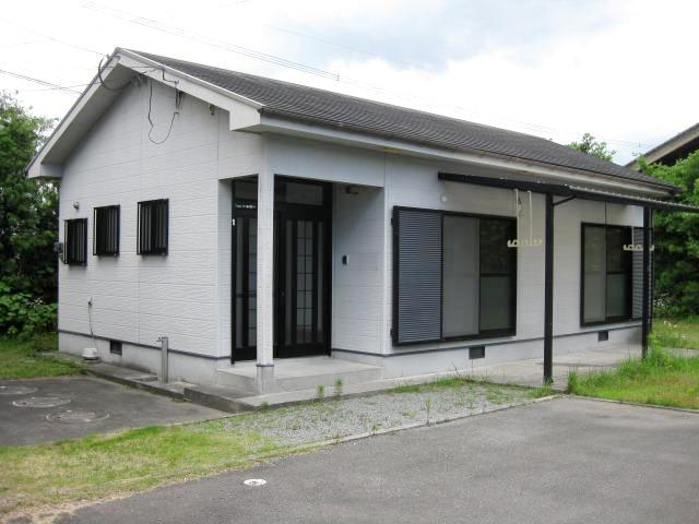【賃貸】川辺町永田 戸建て2DK