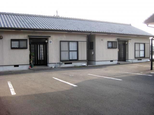 【賃貸】川辺田部田 戸建て2DK