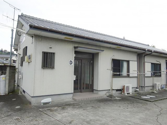【賃貸】川辺町田部田 戸建て2DK