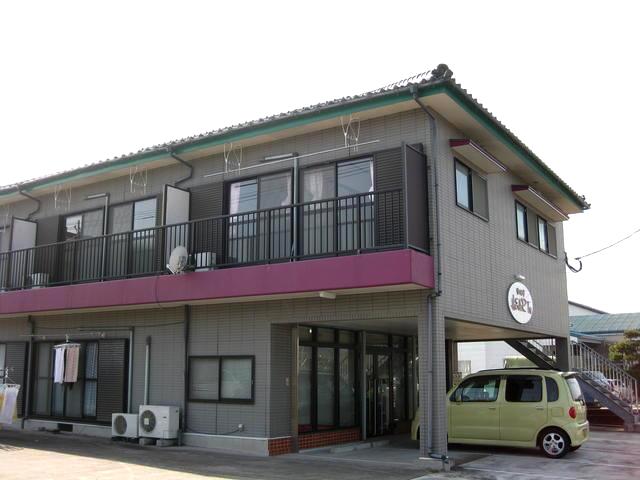 【賃貸】川辺町永田 アパート3K家賃下げました