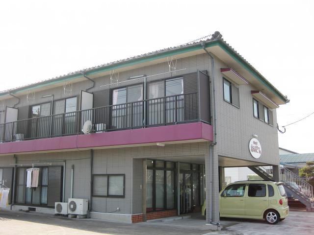 【賃貸】川辺町永田 アパート2階2SK