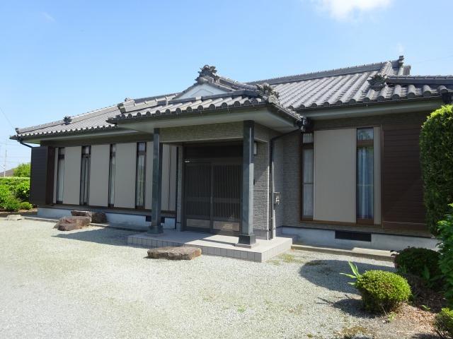 【売買】川辺町下山田 1戸建4DK
