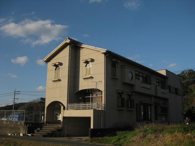 【賃貸】川辺町田部田 アパート5K