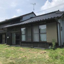 川辺町、永田 売家