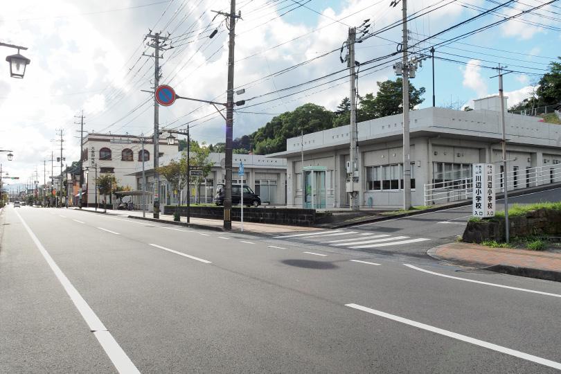 川辺町商店街メインストリート